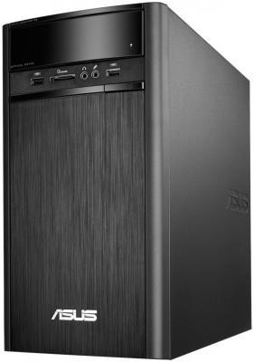 Системный блок ASUS K31CLG i3-5005U 2.0GHz 4Gb 500Gb GT920MX-2Gb DVD-RW Win10 клавиатура мышь черный 90PD01V1-M00270