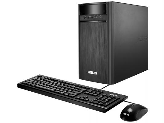 Системный блок ASUS K31CD G4400 3.3GHz 4Gb 500Gb Intel HD DVD-RW Win10 клавиатура мышь 90PD01R2-M08410