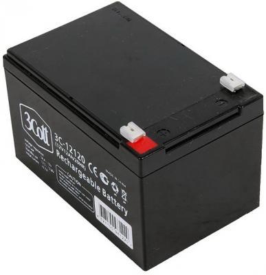 все цены на Батарея 3Cott 3C-12120-5S 12V 12Ah