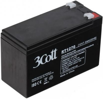 Батарея 3Cott 3C-1270-5S 12V 7Ah