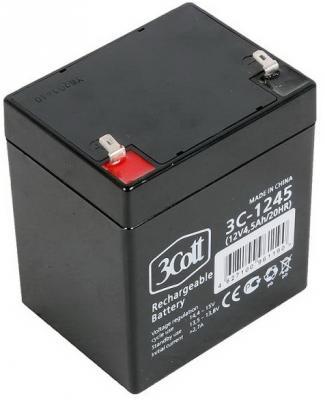Батарея 3Cott 3C-1245-5S 12V 4.5Ah