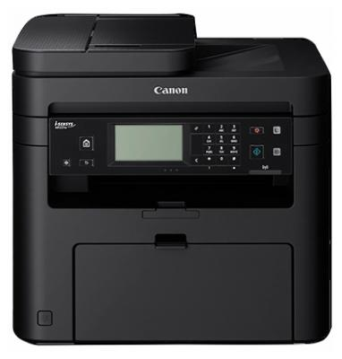 МФУ Canon i-SENSYS MF237w ч/б A4 23ppm 1200x1200 Ethernet Wi-Fi USB 1418C121 принтер canon i sensys lbp653cdw цветной a4 27ppm 600x600dpi usb ethernet wi fi 1476c006