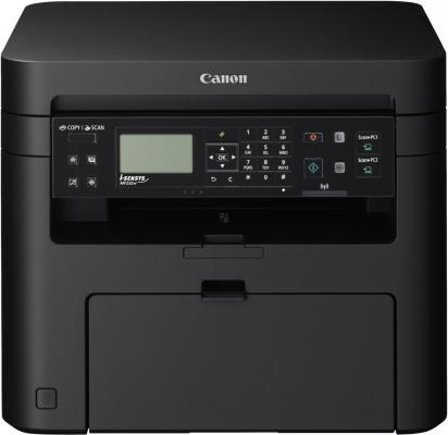 МФУ Canon i-SENSYS MF232w ч/б A4 23ppm 1200x1200 Ethernet Wi-Fi USB 1418C043
