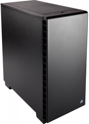 Корпус ATX Corsair Carbide Series Quiet 400Q Без БП чёрный