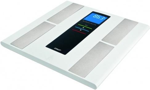 Весы напольные Scarlett SC219 белый