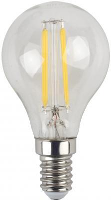 все цены на Лампа светодиодная груша Эра P45-5w-840-E14 E14 5W 4000K онлайн