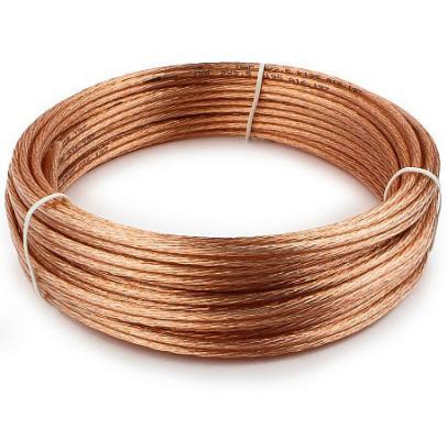 Акустический кабель Cablexpert CC-TC2x2,5-10M прозрачный 10м акустический кабель cablexpert cc tc2x1 0 10m прозрачный 10 м бухта
