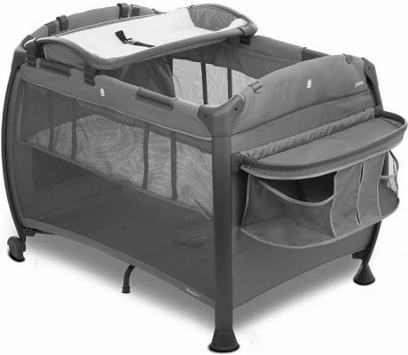 Манеж-кроватка Joovy Room New (серый)