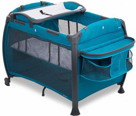 Манеж-кроватка Joovy Room New (голубой)