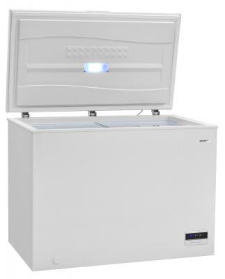 Морозильный ларь Nord SF 300 GD белый морозильный ларь whirlpool whm 3111 белый