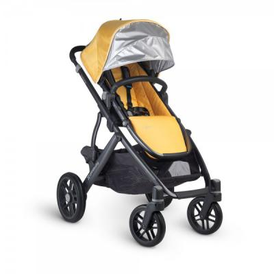 Прогулочная коляска Uppababy Cruz 2015 (желтый) (UppaBaby)