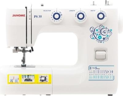 Швейная машина Janome PS-35 белый janome ps 700