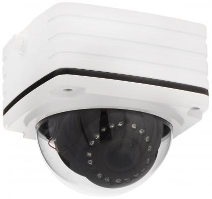 "Камера IP ivue NV-431-P CMOS 1/2.5"" 1920 x 1080 H.264 MJPEG RJ-45 LAN PoE белый"