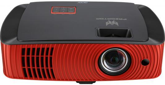 Проектор Acer Z650 1920х1080 2200 люмен 20000:1 красный черный MR.JMS11.001