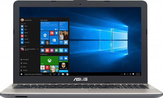"Ноутбук ASUS X541SC-XXO34D 15.6"" 1366x768 Intel Pentium-N3710 90NB0CI1-M01280"