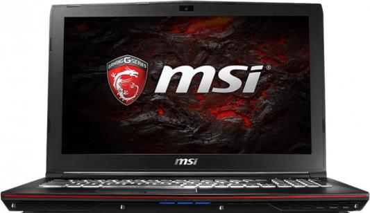 Ноутбук MSI GP62 7RD-292RU Leopard 15.6 1920x1080 Intel Core i7-7700HQ 9S7-16J942-292 купить в смоленске msi x460dx