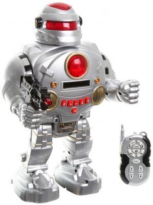Интеллектуальный робот Shantou Gepai Защитник планеты 31 см двигающийся на радиоуправлении со звуком светящийся 94833