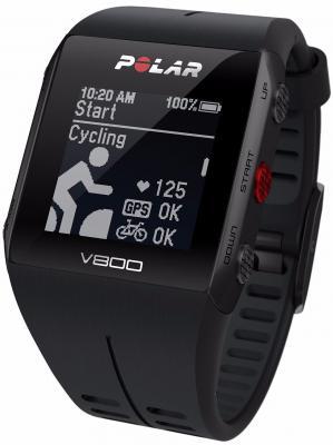 Смарт-часы Polar V800 HR черный 90060770