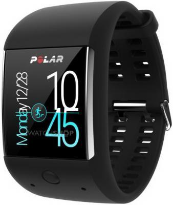 Смарт-часы Polar M600 TFT черный 90061185