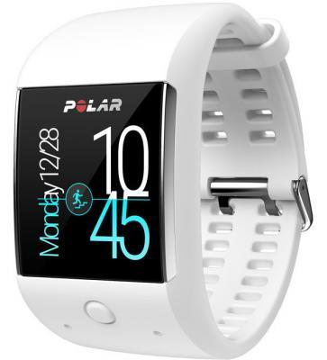 Смарт-часы Polar M600 TFT белый 90062397 умные часы polar m600 white