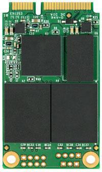 SSD Твердотельный накопитель mSATA 256Gb Transcend MSA370 SATAIII TS256GMSA370