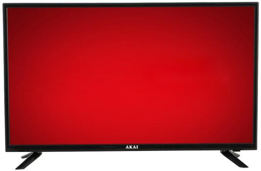 Телевизор Akai LEA-32B49P черный akai lea 32p37p