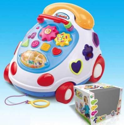 Игровой набор Shantou Gepai Игровой Центр Телефон BB316 набор игровой для мальчика shantou gepai аэропорт cm557 2