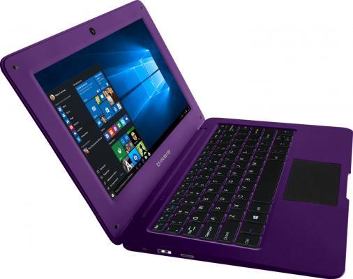 """Планшет Irbis NB26 10.1"""" — фиолетовый Wi-Fi Bluetooth Windows NB26"""