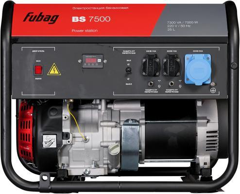 Генератор Fubag BS 7500  бензиновый