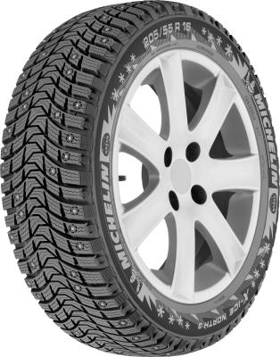 Шина Michelin X-Ice North 3 205/65 R15 99T XL dunlop winter maxx wm01 205 65 r15 t