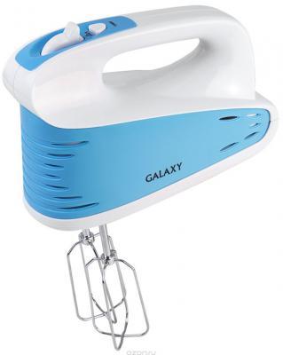 Миксер ручной GALAXY GL2208 300 Вт голубой