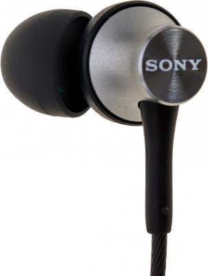 все цены на Наушники Sony MDR-EX450 серый онлайн