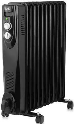 Масляный радиатор BALLU BOH/CL-11BRN 2200 Вт чёрный