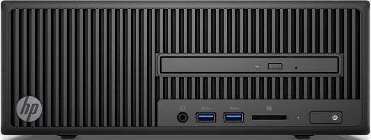 Системный блок HP 280 G2 SFF i5-6500 4Gb 500Gb DVD-RW DOS клавиатура мышь черный Y5Q32EA блокада 2 dvd