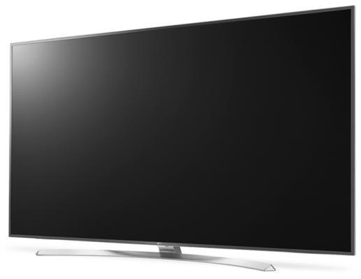 Телевизор LG 75UH780V серебристый