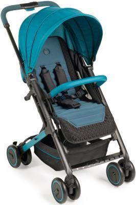 Коляска прогулочная Happy Baby Neon Jetta (marine) коляска прогулочная happy baby neon jetta green