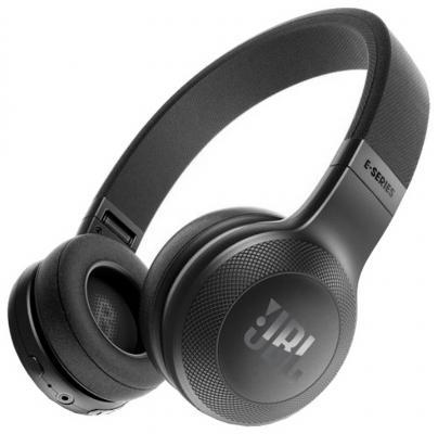 Гарнитура JBL E45BT черный гарнитура jbl t150a черный