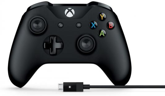 Геймпад Microsoft Xbox One+ 4N6-00002 microsoft геймпад xbox one