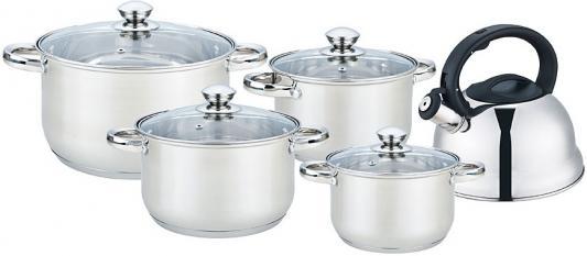Набор посуды Bekker BK-2595 9 предметов набор посуды bekker bk 2587