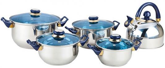 Набор посуды Bekker BK-4605 9 предметов набор посуды berghoffstudio 11 предметов