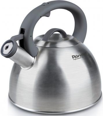 Чайник Rondell RDS-227 серебристый 3 л нержавеющая сталь