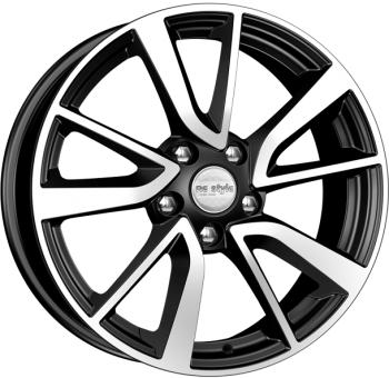 Диск K&K Volkswagen Jetta (КСr699 7xR17 5x112 мм ET54 Алмаз черный [68034] <С> диск k