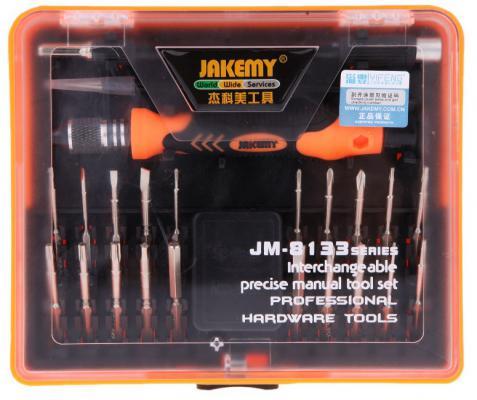 Набор инструментов JAKEMY JM - 8133