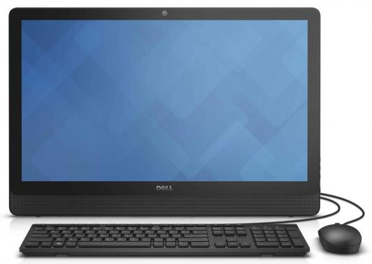 Моноблок 23.8 DELL Inspiron 3464 1920 x 1080 Intel Core i3-7100U 4Gb 1Tb Intel HD Graphics 620 Ubuntu черный 3464-0599 компьютер dell vostro 3267 intel pentium g4400 ddr4 4гб 1000гб intel hd graphics 510 linux ubuntu черный [3267 5076]