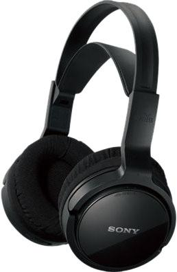 Наушники SONY MDRRF811RKC.EE8 черный