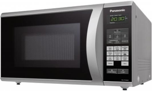 СВЧ Panasonic NN-ST342MZTE 800 Вт серебристый чёрный panasonic nn gt261wzpe