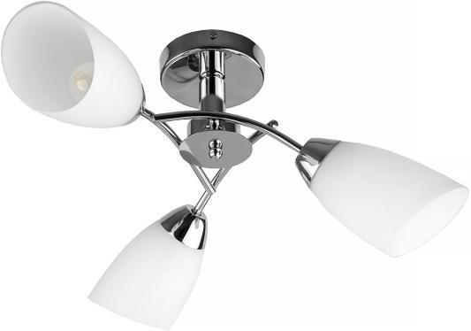Потолочная люстра Toplight Carmel TL3600X-03CH потолочная люстра toplight carmel tl3600x 05ch