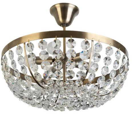 Потолочный светильник Toplight Mary TL1510X-05AB цена