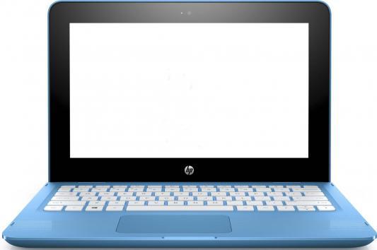 """Ноутбук HP Stream x360-11-aa000ur 11.6"""" 1366x768 Intel Celeron-N3050 Y7X57EA"""