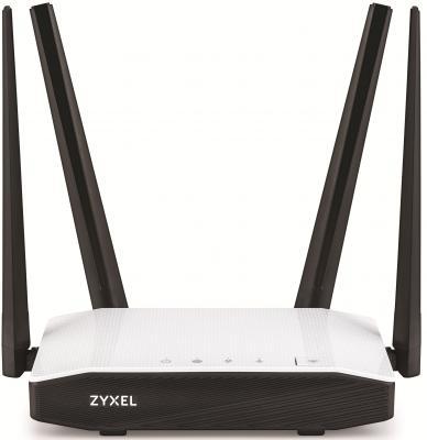 Беспроводной маршрутизатор Zyxel Keenetic Air 802.11aс 1167Mbps 5 ГГц 2.4 ГГц 1xLAN белый черный стоимость